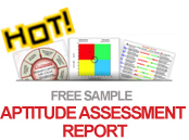 Aptitude Assessment Report